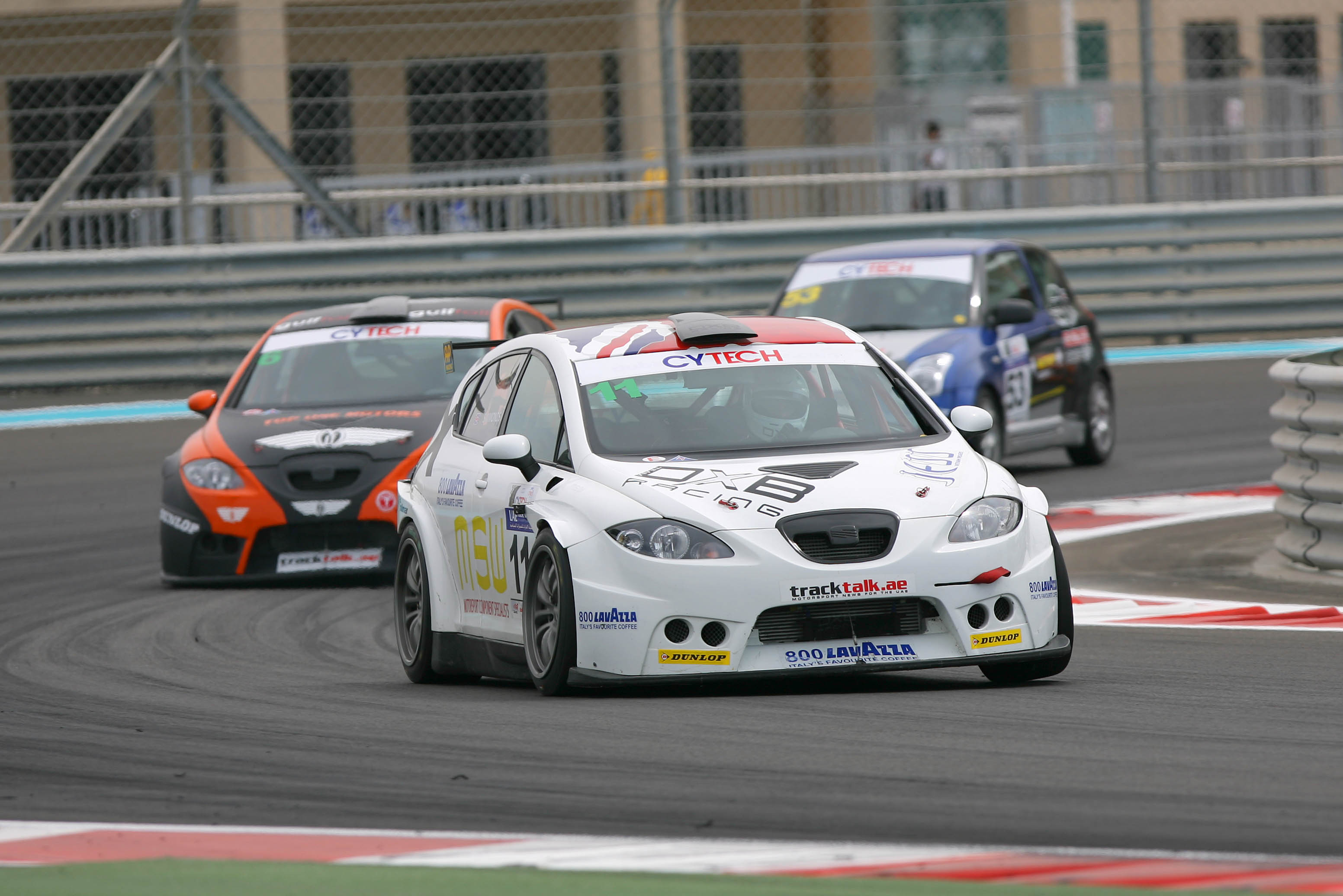 Exclusive with UAE Touring Car Champ John 'Simmo' Simmonds