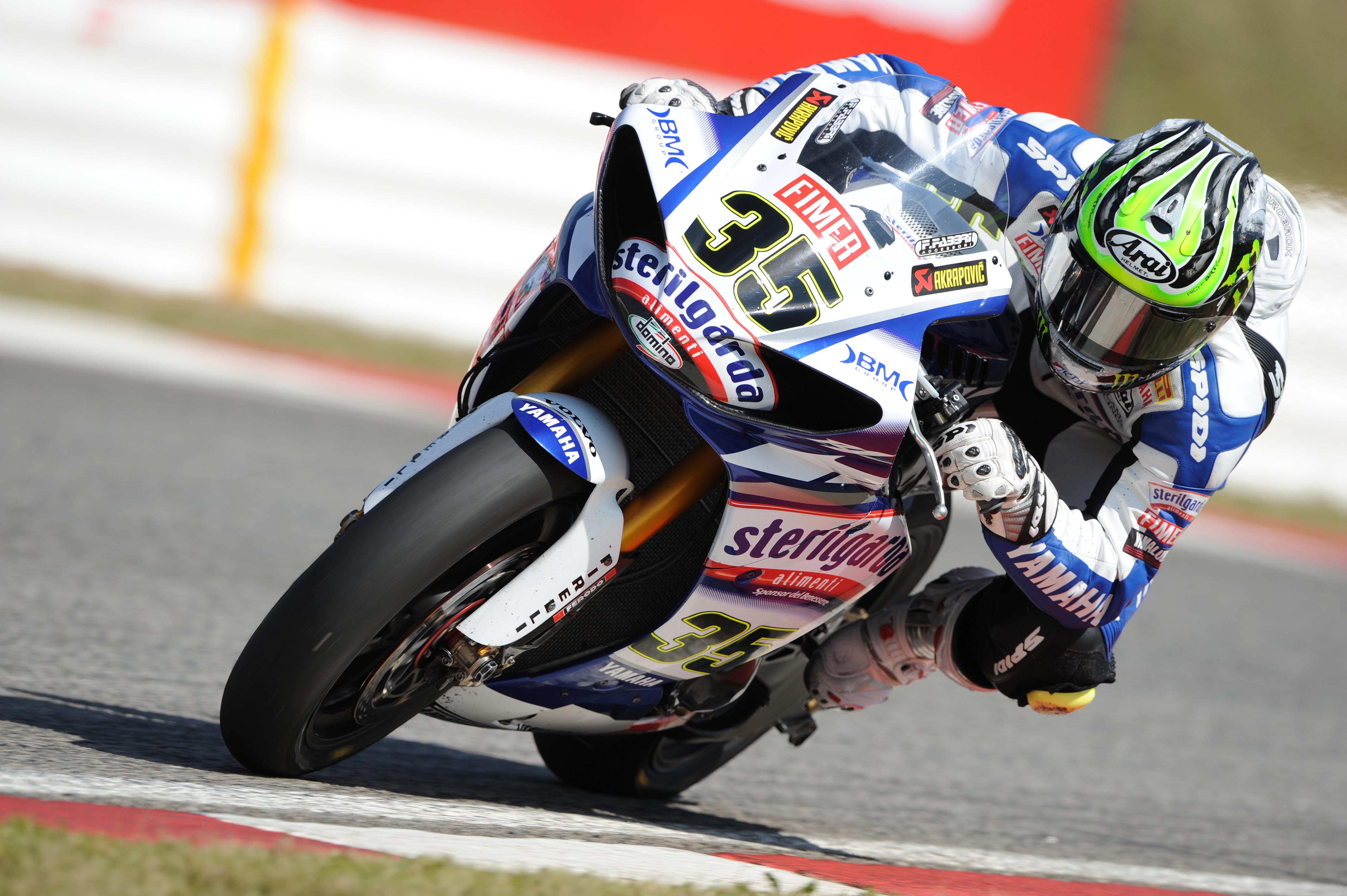 WSB Kyalami Superpole with a Yamaha one-two from Crutchlow and Toseland