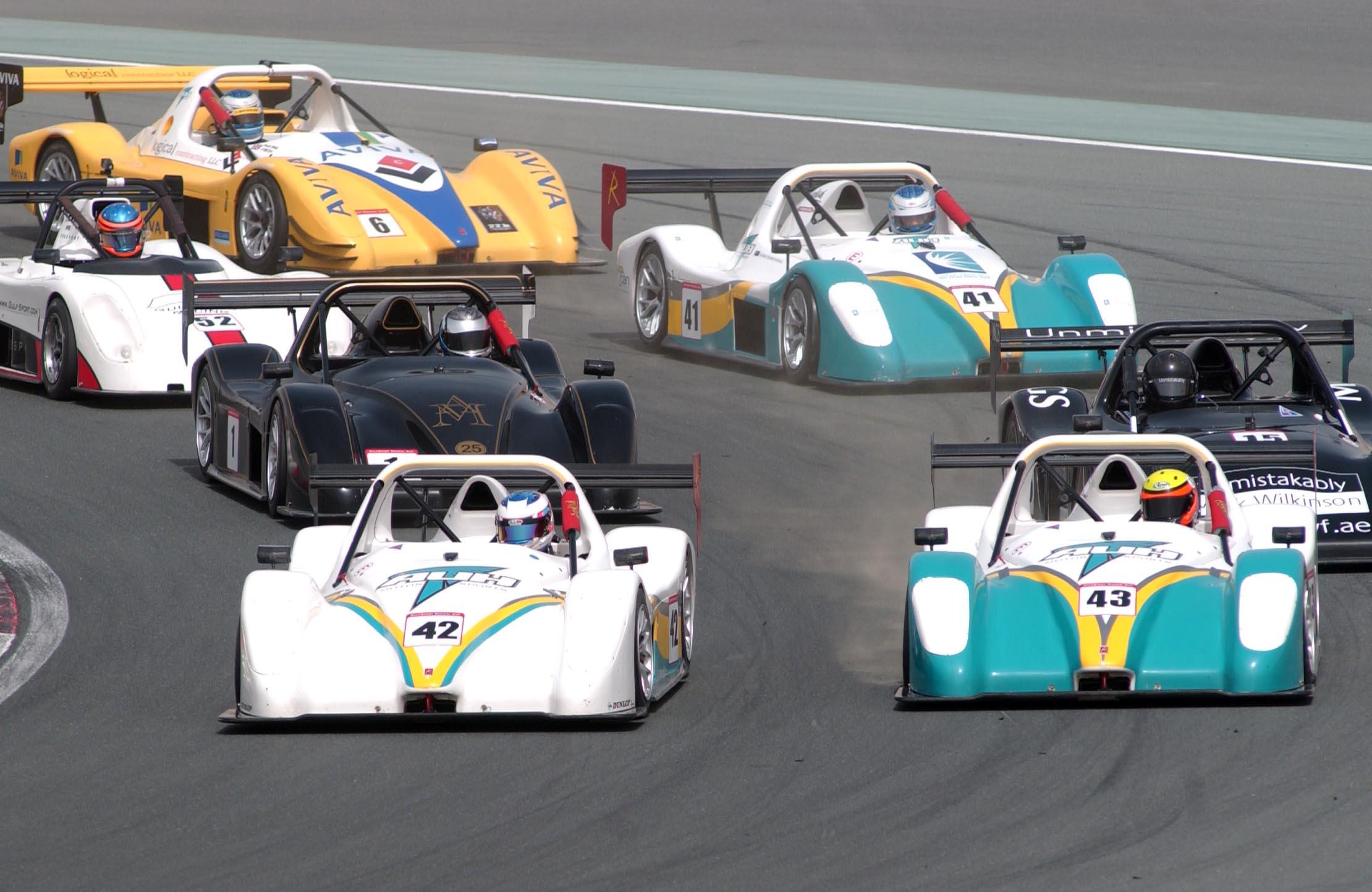Season final at Dubai Autodrome – UAE Championships up for grabs