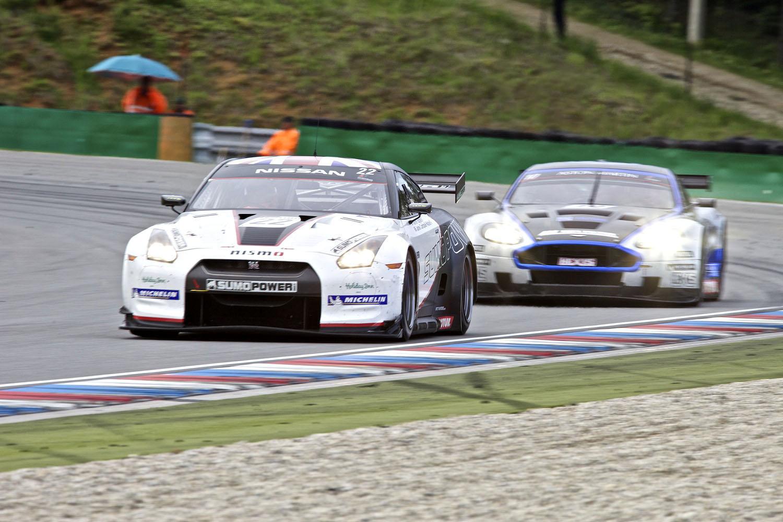 GT1 World Championship.
