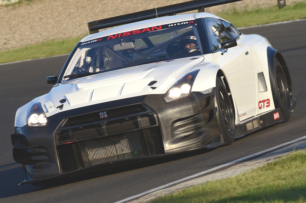 GT3: Race teams invited to test upgraded 2013 Nissan GT-R Nismo GT3 in Portimao