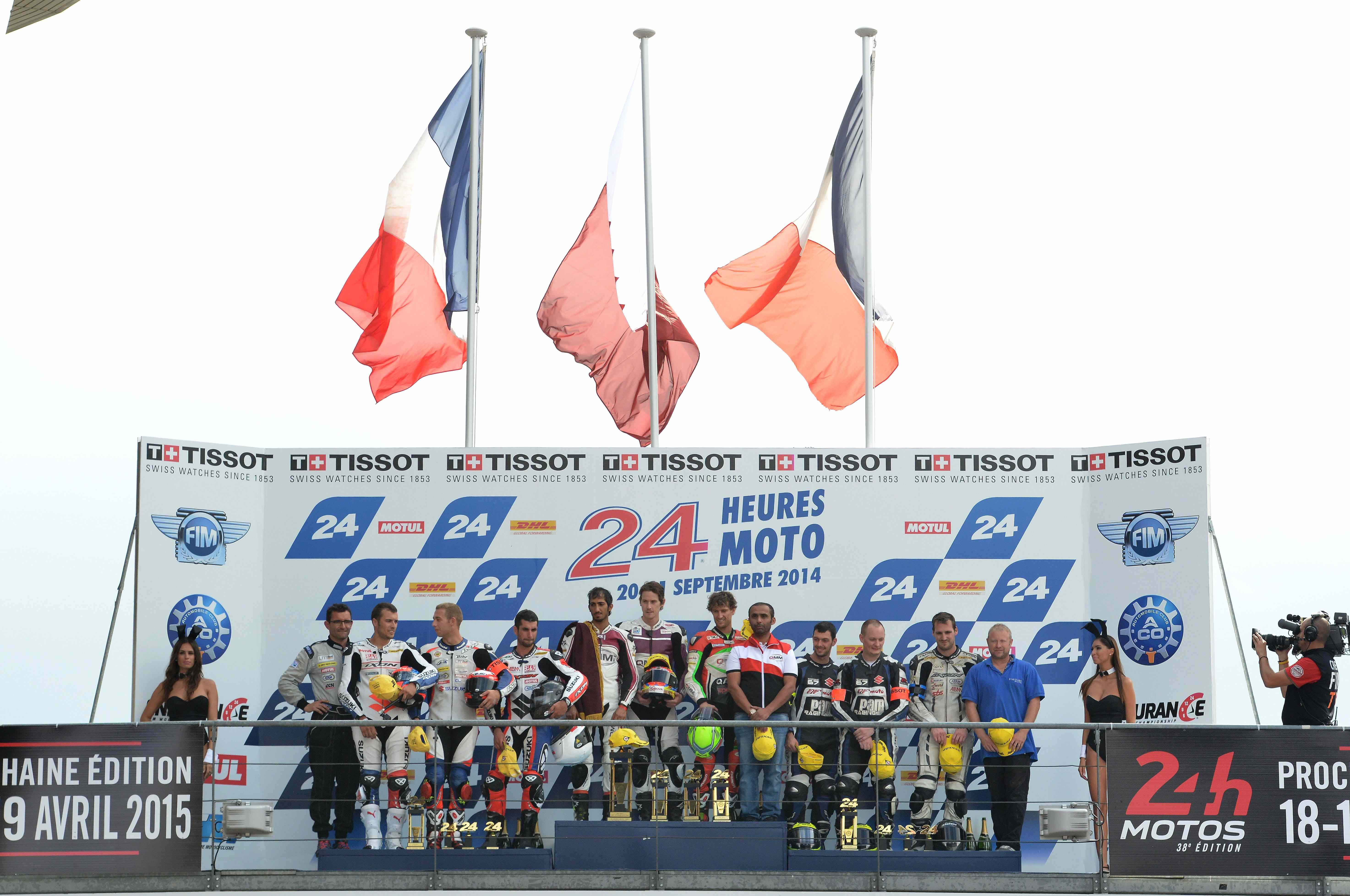 Bikes: Qatar Endurance Racing Team achieve Supersport class victory at 24H Moto Le Mans