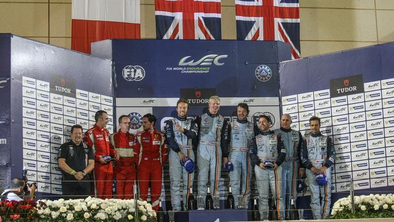 WEC: Ferrari and Aston Martin secure GT World Championship titles in Bahrain