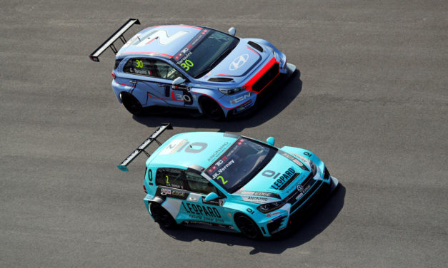 Dubai: The ultimate title decider of TCR International Series to be staged at Dubai Autodrome