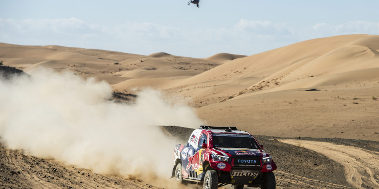 Dakar: Toby Price roars ahead with drama as Romain Dumas retires