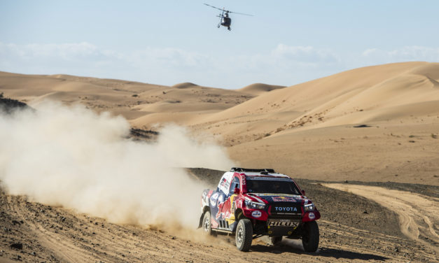 Dakar: Toby Price roars ahead with drama as Romain Dumas retires