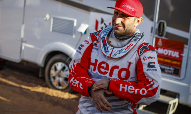 Dakar: The Dakar mourns Portuguese rider Paulo Goncalves on stage 7