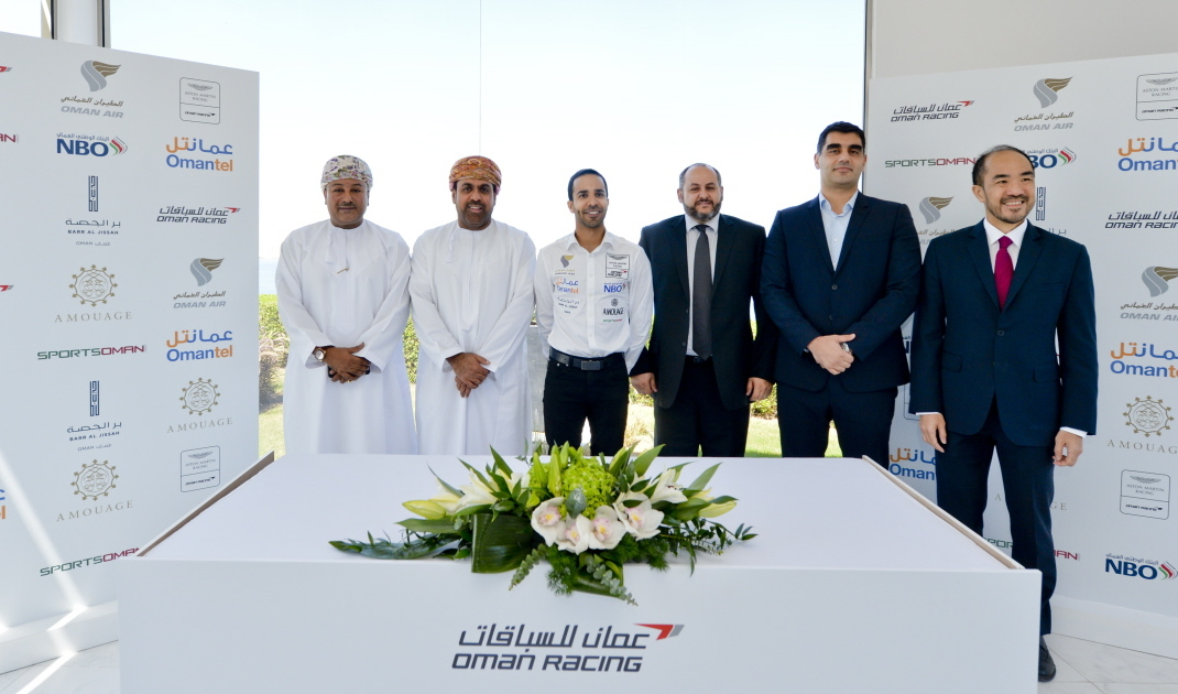 Oman: Ahmad Al Harthy announces new 2018 season in Blancpain Endurance Cup