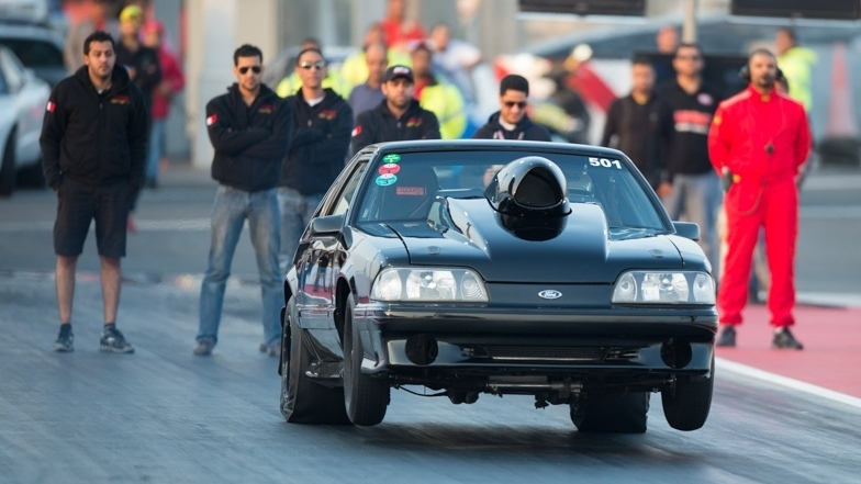 BIC: Bahraini drivers Mohammed and Salahuddin big winners in third round of Drag Racing Championship