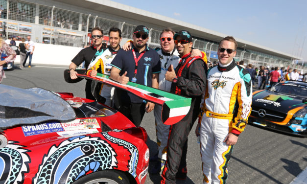 Dubai 24hr: Competitive performance for Kuwait star Khaled Al Mudhaf in his toughest Dubai 24 hrs