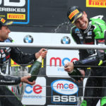 BSB: Mossey celebrates debut MCE BSB win – then makes it a double at Brands Hatch