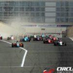 Dubai: MRF series returns to Dubai Autodrome with Drugovich taking the points lead