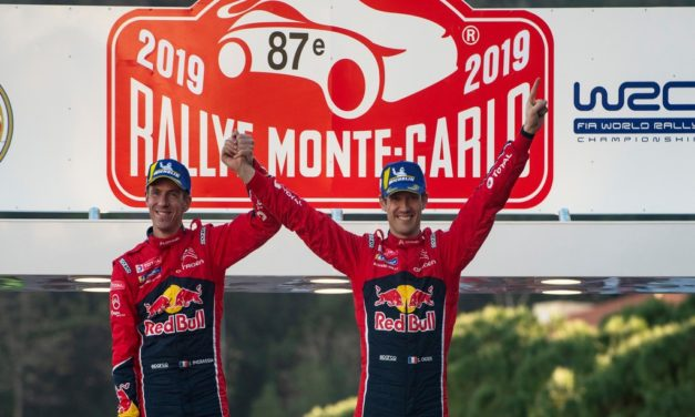 WRC: Rallye Monte-Carlo – Six out of six for Ogier in closest finish ever