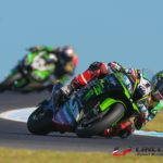 WSBK: Rea ends on top as one second covers the top ten at Phillip Island