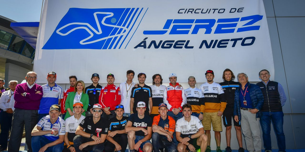 MotoGP: Riders gear up for fight in Jerez as only eight points separate top five riders