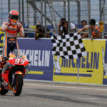 MotoGP: Marquez reigns MotorLand Aragon ahead of Dovizioso and Miller