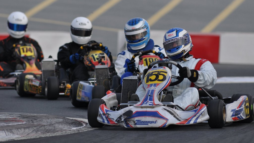 Karting: Al Ain Raceway Rotax Max Challenge round seven report from Al Forsan
