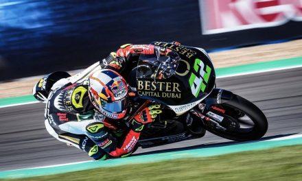 Feature: Spotlight on Dubai's very own MotoGP team and Riders
