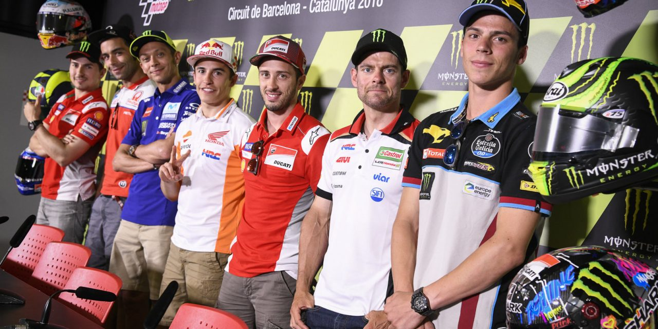 MotoGP: The Catalan GP gets in gear with Marquez, Rossi, Lorenzo in the pre-event Press Conference