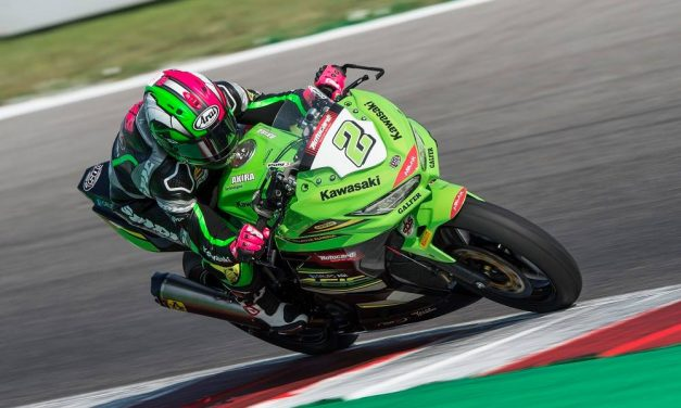 Rider Feature: Ana Carrasco – the fastest female motorcycle racer of all time