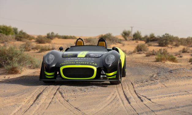 Events: From Dubai to Pikes Peak, UAE's first car manufacturer, Jannarelly, will feature as official safety car
