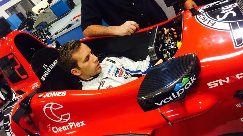 IndyCar: Dubai's Ed Jones to test with top Rahal Letterman IndyCar team
