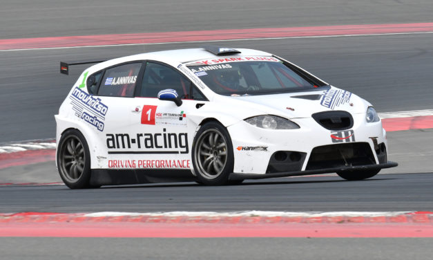 Dubai: NGK Touring car Champions crowned as Annivas retains class one title