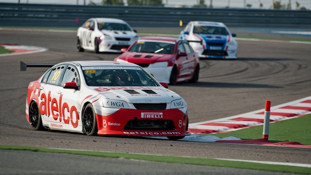 BIC: Batelco team leading the way in penultimate round of Bahrains WGA V8 Supercars