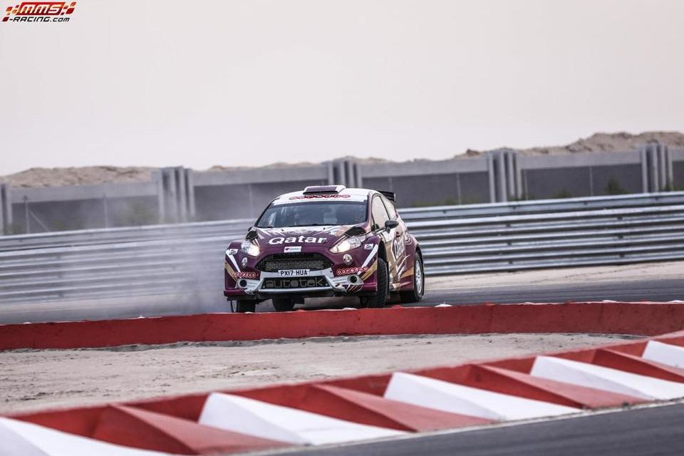 Rally: Al Attiyah romps into lead after opening stage win at Kuwait International Rally