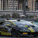 UAE: Inaugural Lamborghini Super Trofeo Middle East series off to a great start at Yas Marina Circuit