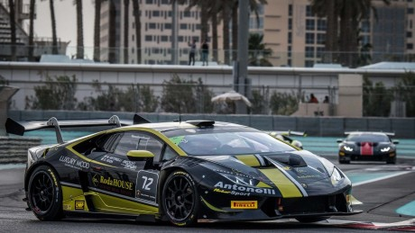 UAE: Inaugural Lamborghini Super Trofeo Middle East series off to a great start at Yas Marina Circuit