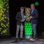 MotoGP: Bester Capital Dubai Moto3 riderJaume Masia awardedRookie of the Year 2018