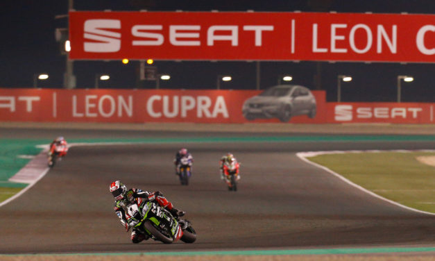 WSBK: Runaway Rea wins penultimate race of the season in Qatar