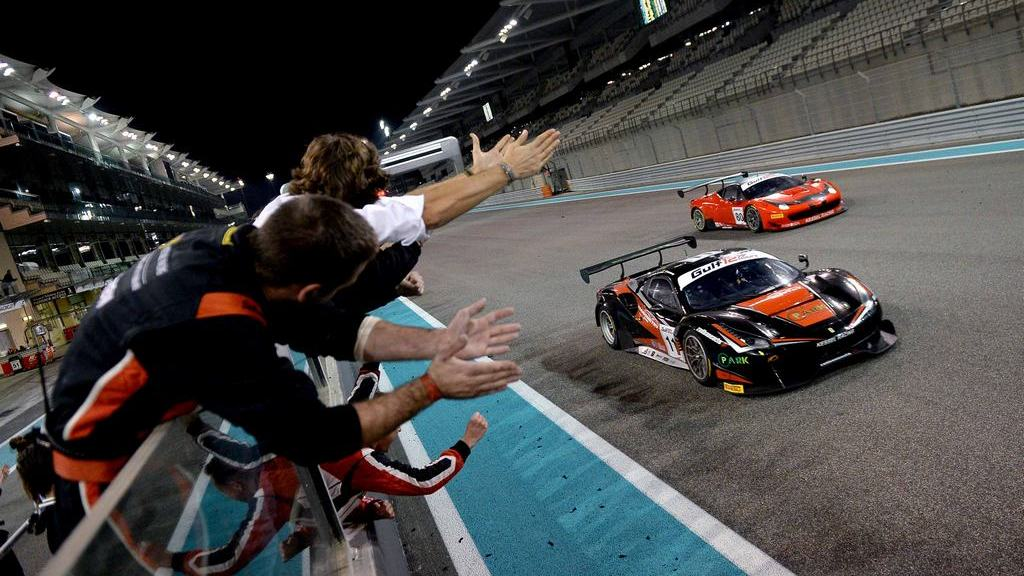 UAE: Kessel Racing successfully defend 12hr title at Yas Marina Circuit