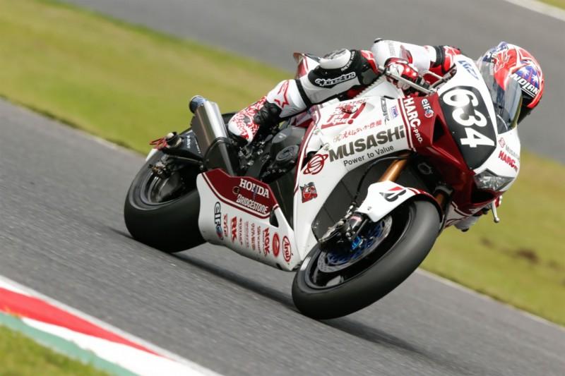 EWC: Honda Racing update on Casey Stoner after dramatic crash whilst leading at Suzuka 8 hour