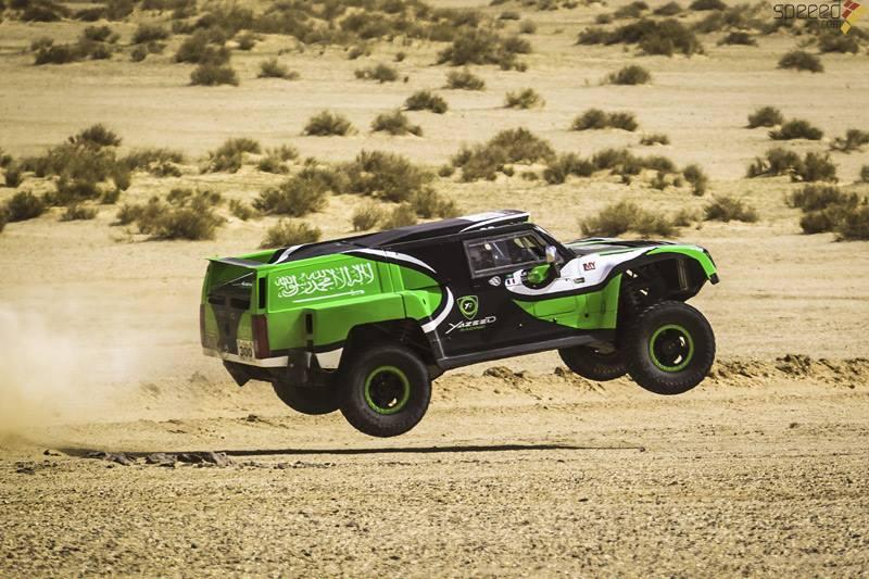 KSA: Yazeed Al Rajhi storms to victory in inaugural Rally Jeddah