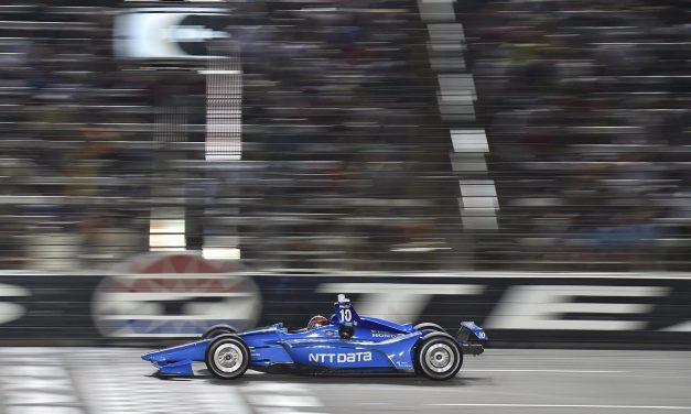 IndyCar: Jones tallies another top ten finish under Texas floodlights