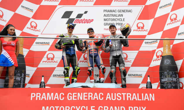 MotoGP: Marquez vs Viñales: a duel to the wire Down Under