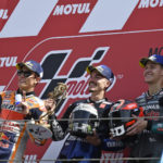MotoGP: Victorious Vinales goes head to head with Marquez at Assen