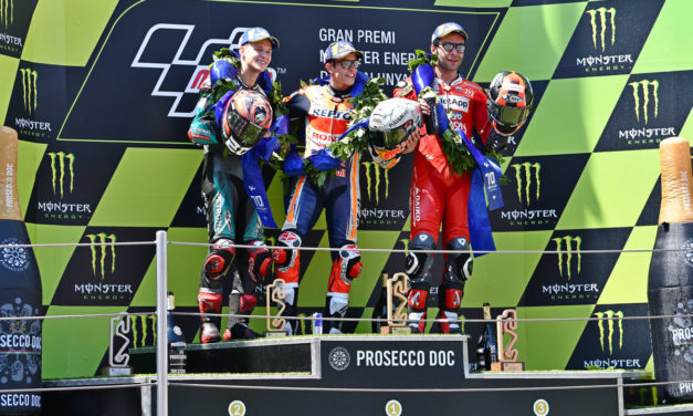 MotoGP: Marquez wins, Quartararo soars and chaos reigns at Catalunya