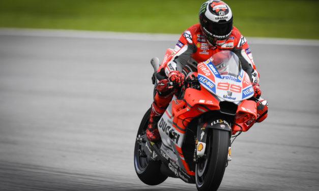 MotoGP: Lorenzo breaks lap record at Sepang on Day 3