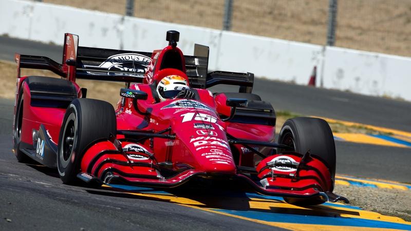 IndyCar: Ed Jones completes impressive test with Rahal Letterman Lanigan Racing at Sonoma Raceway