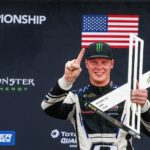 Rallycross: Johan Kristoffersson crowned 2018 World Rallycross Drivers' Champion in Texas