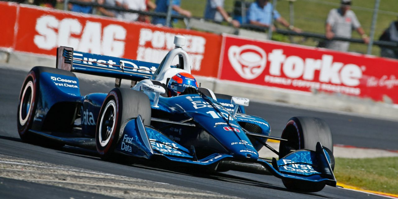IndyCar: Jones maintains upward momentum with Road America top ten charge