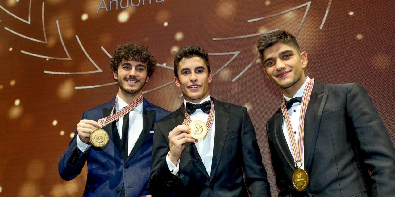 MotoGP: FIM Gala: 2018 World Champions celebrated in Andorra