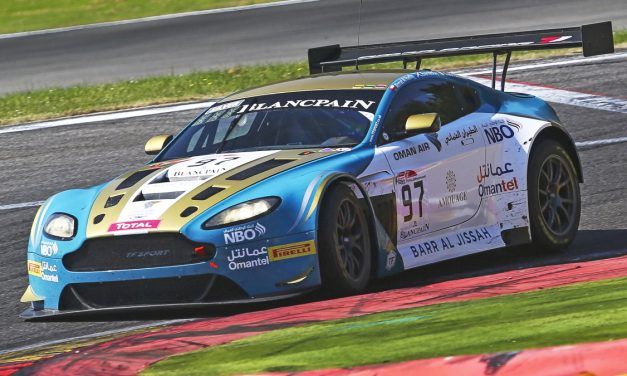 24H: Al Harthy focused and ready as Oman Racing pursue Silver Cup podium at 24h of Spa