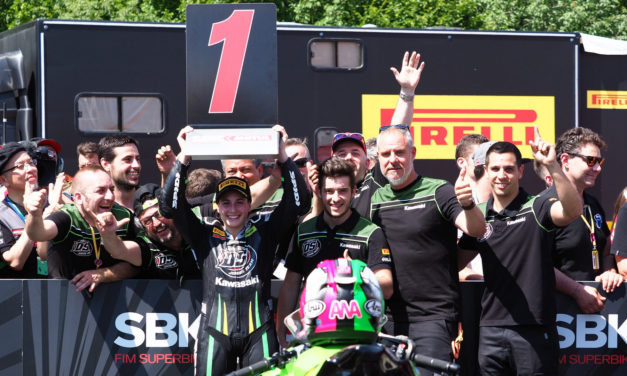 Bikes: Ana Carrasco makes history to become WorldSSP300 Champion in Magny-Cours