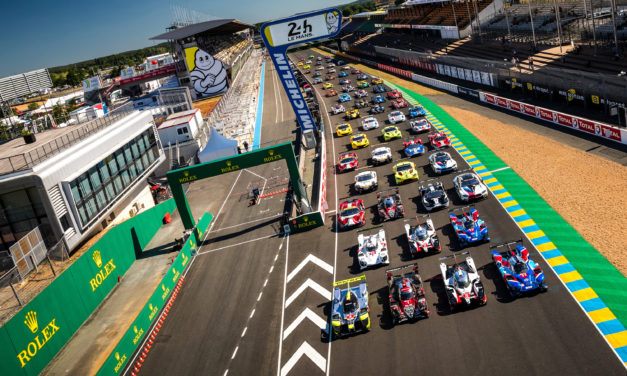 Le Mans: Le Mans begins the countdown as 62 cars complete testing for the legendary 24 Hours