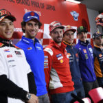 "MotoGP: Fighting talk at Motegi: ""Let's try and make Marc wait for the celebrations!"""
