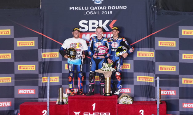 WSBK: Race two cancelled due to weather in WSBK as Cortese becomes WSS Champion 2018 in Qatar
